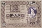 10000 Kronen -  reverse