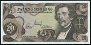 20 Schilling -  obverse