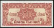 50 Groschen (Allied Military Authority) – obverse