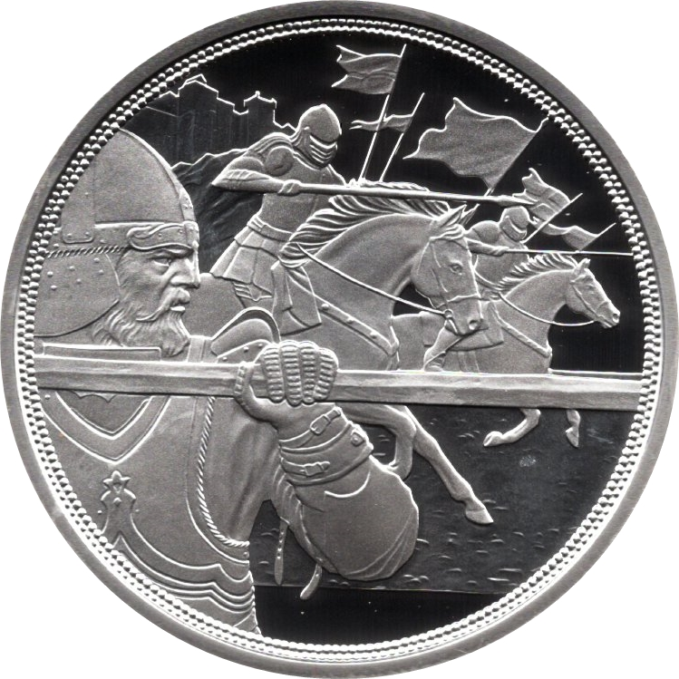 2020 10 Euro Austria Knights Tales Silver Coin /& Card Fortitude Hospitallers