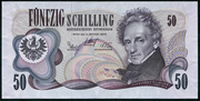 50 Schilling (1st issue) -  obverse