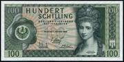 100 Schilling (1st issue) -  obverse