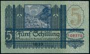 5 Schilling -  reverse