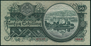 50 Schilling -  reverse