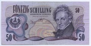 50 Schilling (Second issue) -  obverse