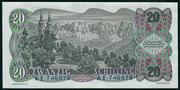 20 Schilling -  reverse