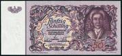 50 Schilling – obverse