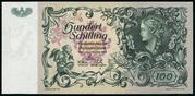 100 Schilling – obverse