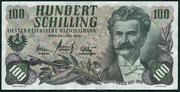 100 Schilling -  obverse