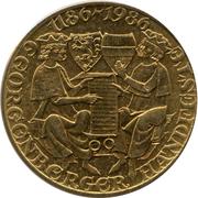 20 Schilling (Georgenberger Handfeste) -  reverse