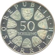 50 Schilling (Julius Raab) -  obverse
