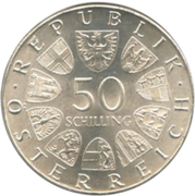 50 Schilling (Bummerl House) -  obverse