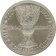 100 Schilling (Kremsmünster Monastery) -  reverse