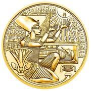 100 Euro (Gold of the Pharaohs) – obverse