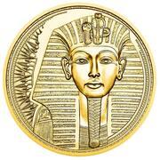 100 Euro (Gold of the Pharaohs) – reverse