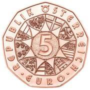 5 Euro (Janus) – obverse