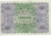 100 000 Kronen – reverse