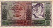 500 000 Kronen – obverse