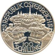 100 Schilling (Leopold I) -  obverse