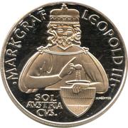 100 Schilling (Leopold III) -  reverse