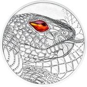 20 Euro (Australia – the Serpent Creator) – reverse