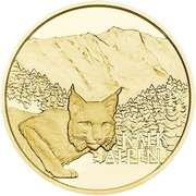 50 Euro (Alpine Forests) – reverse