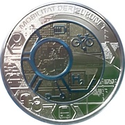 25 Euro (Smart Mobility) – reverse
