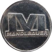 Car Wash Token - Mandlbauer (Trautmannsdorf) – obverse