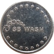 Car Wash Token - SB Wash Steinberger (Graz) – obverse