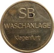 Car Wash Token - Top Carwash (Klagenfurt) – reverse