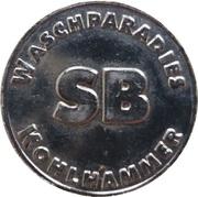 Car Wash Token - Waschparadies Kohlhammer (Deutschlandsberg) – obverse