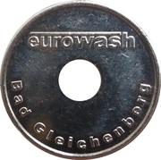 Car Wash Token - Eurowash (Bad Gleichenberg) – obverse