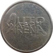 Car Wash Token - Auto Wasch Arena (Graz) – obverse