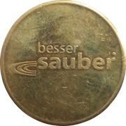 Car Wash Token - Besser Sauber (Graz Puntigam) – reverse