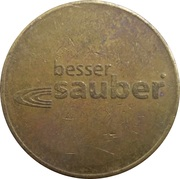 Car Wash Token - Besser Sauber (Hitzendorf) – reverse