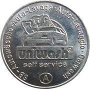 1 Unichip - Uniwash (Führerschein) – reverse
