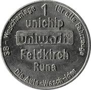 1 Unichip - Uniwash (Feldkirch-Runa) – obverse