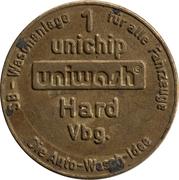 1 Unichip - Uniwash (Hard Vbg.) – obverse