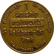 1 Unichip - Uniwash (Feldbach-Ost Stmk) – obverse