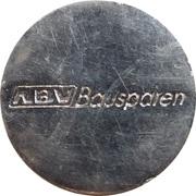 Shopping Cart Token - ABV Bausparen – obverse