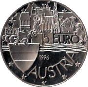 5 Euro -  obverse