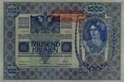 1000 Kronen (Second issue) – obverse