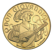 500 Schilling (Don Giovanni) -  reverse