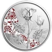 10 Euro (Rose) – reverse