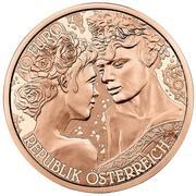 10 Euro (Rose) – obverse