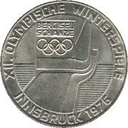 100 Schilling (Innsbruck) – obverse