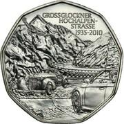 5 Euro (Grossglockner) -  obverse
