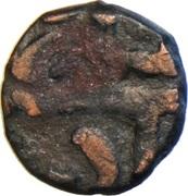 1 Paisa - Shah Alam II (Najibabad mint) – reverse
