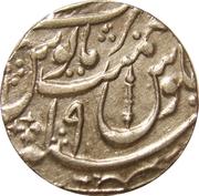 1 Rupee - Shah Alam II (Asafabad mint) – reverse