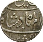 Rupee - Shah Alam II (Banaras mint) – obverse